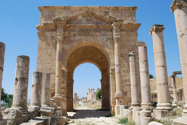 Dżarasz (Jordania) / fot. Shutterstock