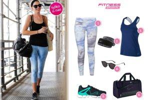 Trening w stylu gwiazd - Anne Hathaway