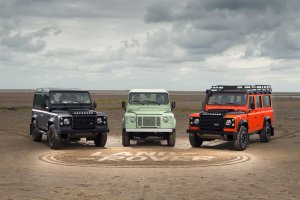 Land Rover Defender | Legenda powraca?