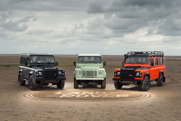 Land Rover Defender | Ostatni rok legendy
