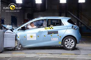 Octavia, Auris, Rav4 i Zoe | Euro NCAP