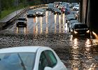 IMGW ostrzega: w Małopolsce będzie mocno padać. Możliwe podtopienia