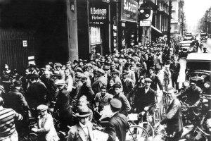 Saga rodu Rothschildów. Schyłek bankierów Europy