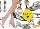 Srebrne buty nie tylko na wieczorne imprezy - ponad 50 modeli na lato