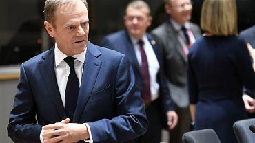 Donald Tusk właśnie został przewodniczącym Rady Europejskiej na II kadencję
