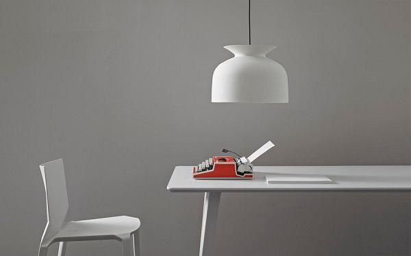 Lampa round klasyka w nowoczesnej interpretacji for Ligne roset darmstadt