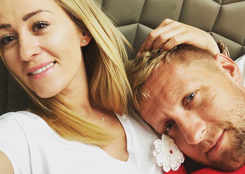 Marta Glik pochwaliła się na Instagramie ciążową sesją. Fani zachwyceni.