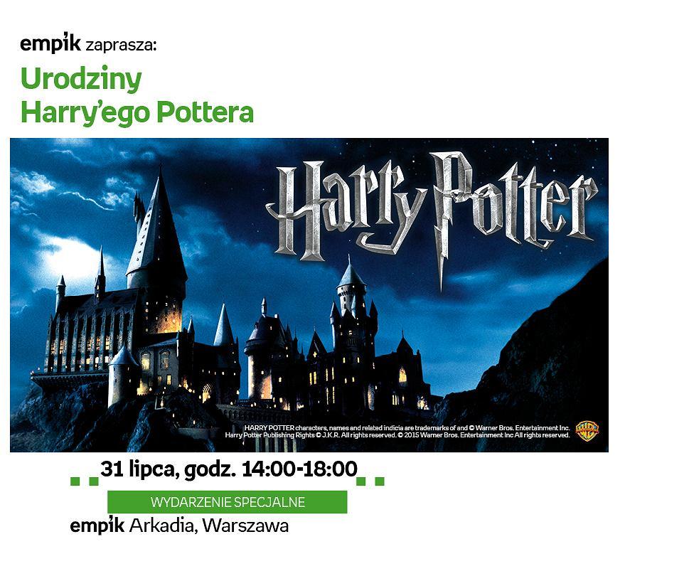 Urodziny Harry'ego Pottera / materiały organizatora