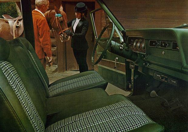 Jeep Wagoneer z 1973