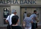 Grecja jak Cypr? B�dzie podatek od depozyt�w na ratowanie bank�w?