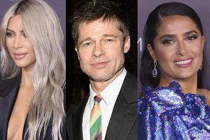 W sobotę wieczorem w Los Angeles odbyła się gala LACMA Art + Film. Impreza odbywa się co roku, a jej celem jest wyróżnienie artystów z różnych dziedzin za ich wkład w rozwój sztuki. Na evencie pojawiły się większe i mniejsze gwiazdy. Zjawił się m.in. dawno niewidziany Brad Pitt, który przez nerwy związane z rozwodem (oraz, jak donoszą zagraniczne tabloidy, nadużywanie alkoholu) bardzo mocno schudł. Teraz prezentował się lepiej niż ostatnio. Uwaga skupiła się na nim na krótko - skutecznie odciągnęły ją bowiem celebrytki w skąpych kreacjach (np. Kim Kardashian w marynarce, pod którą nie założyła stanika) oraz wielka modowa wpadka pięknej Salmy Hayek. Zobaczcie, kto jeszcze pojawił się na imprezie.