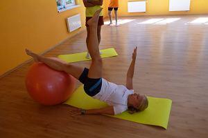 Mięśnie brzucha - wzmocnij je od wewnątrz!