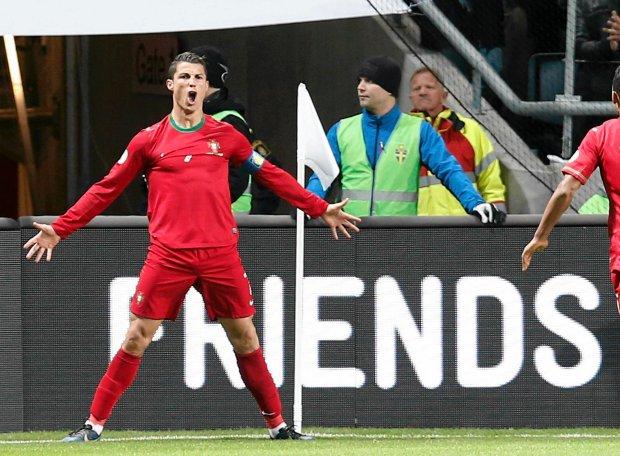 Szwecja - Portugalia 2:3
