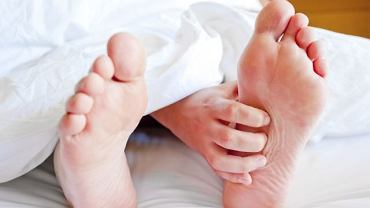 Drętwienie i nieprzyjemne mrowienie w kończynach najczęściej pojawia się w czasie odpoczynku