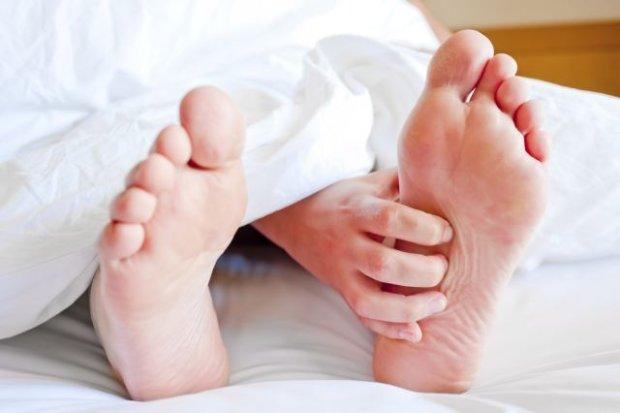 Zespół niespokojnych nóg (RLS)