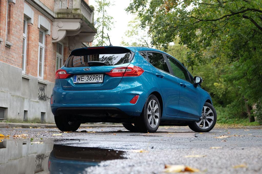 Test Ford Fiesta 1.0 EcoBoost 125 KM