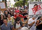 Gor�ca sobota protest�w przeciwko oszcz�dno�ciom w Portugalii