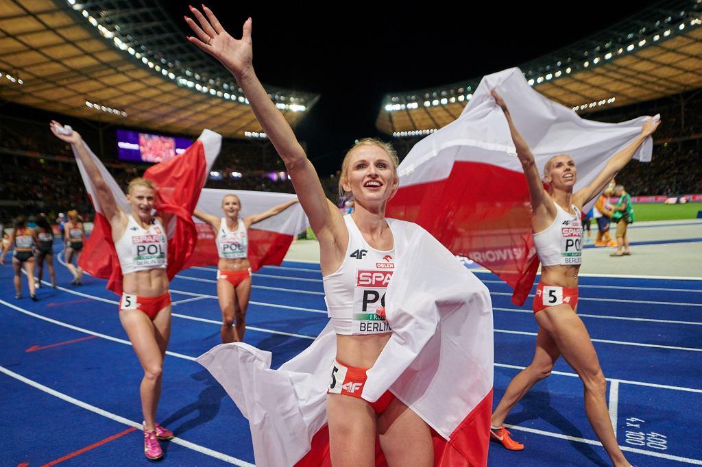 Justyna Święty Lekkoatletyczne Mistrzostwa Europy Berlin 2018