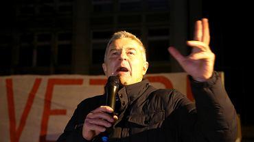 Politycy skomentowali zatrzymanie Władysława Frasyniuka.