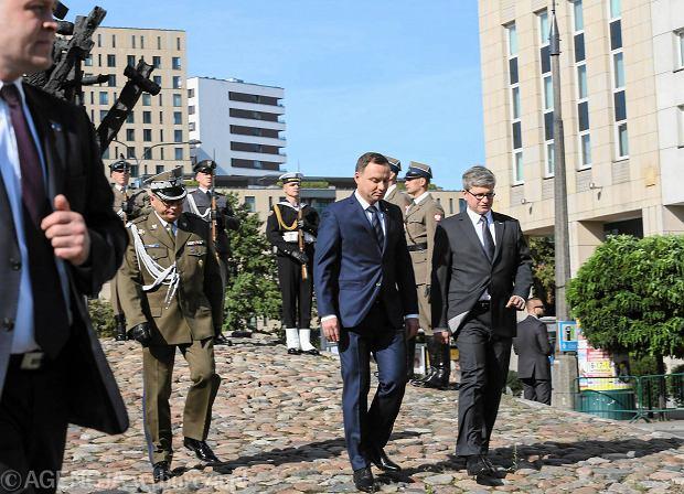 Warszawskie obchody 77. rocznicy agresji ZSRR na Polsk�