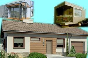 Domy wielkości mieszkania