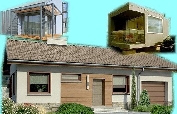 Domy wielko�ci mieszkania