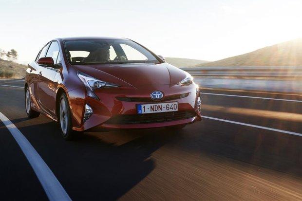 "Toyota Prius IV | Pierwsza jazda | ""Bjutiful"""
