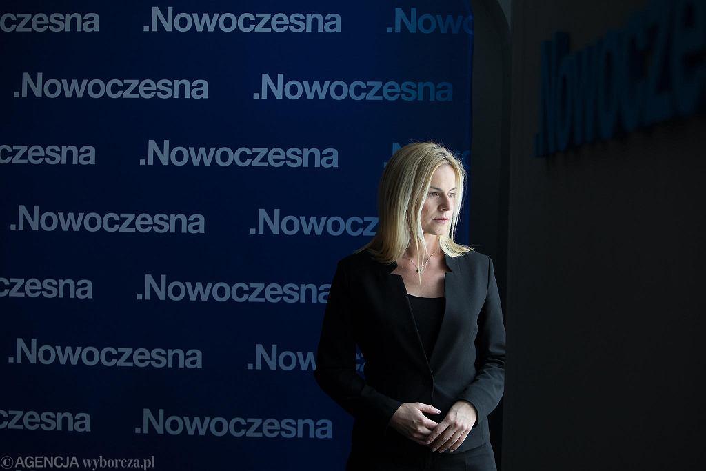Joanna Schmidt (Nowoczesna) - posłanka z Poznania