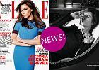 Cudowna Victoria Beckham niczym wsp�czesna Coco Chanel w obiektywie Karla Lagerfelda [ZDJ�CIA]