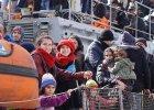 Polak na Lesbos: Spotkałem dumnych ludzi, uciekających śmierci