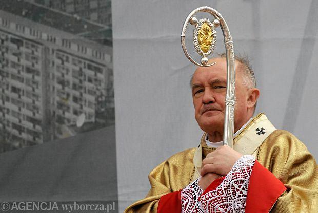 Kardyna� Kazimierz Nycz
