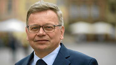 Tadeusz Zysk, kandydat PiS na prezydenta Poznania w wyborach samorządowych 2018