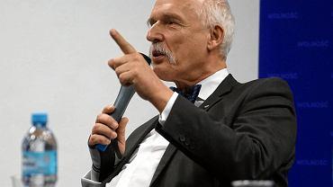 Janusz Korwin - Mikke zapewne wystartuje w wyborach na prezydenta Warszawy