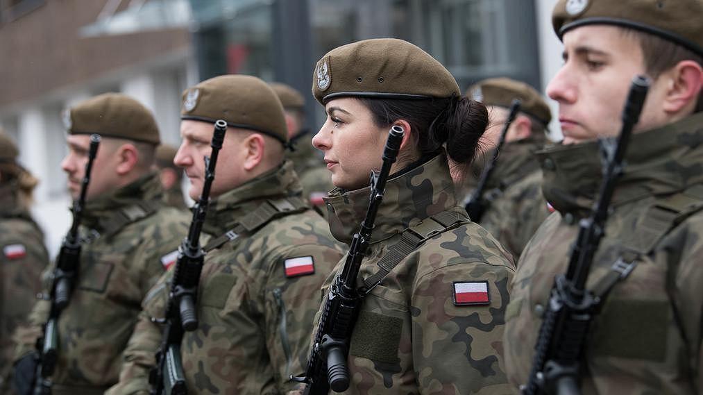 Kolejni żołnierze w służbie Ojczyźnie
