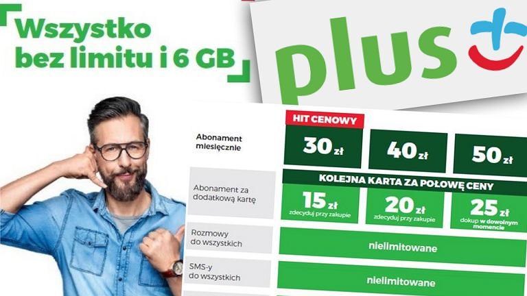 Nowa oferta Plusa rusza 14 lutego