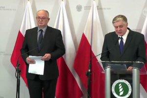 Minister rolnictwa o martwej klaczy: M�g� by� udzia� os�b trzecich