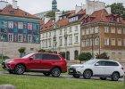 Mitsubishi Outlander | Ceny w Polsce | W środku stawki