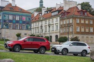 Mitsubishi Outlander | Ceny w Polsce | W �rodku stawki