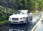 Kot spada na cztery łapy - Jaguar XJ / XF AWD