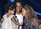 Beyonce, Jay-Z i ich c�rka Blue Ivy