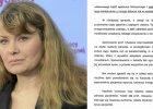 Piekarska przynosi do TOK FM zawiadomienie do prokuratury ws. dra Chazana [DOKUMENTY]