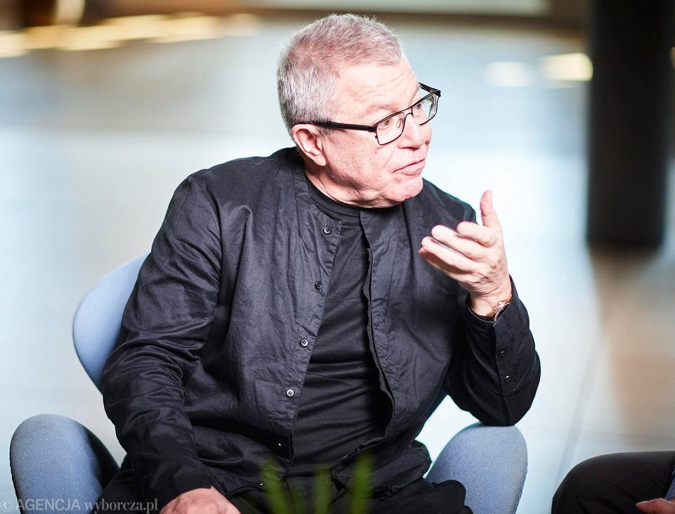 Daniel Libeskind w Łodzi