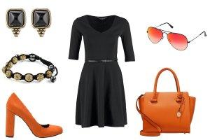 Ma�a czarna w trzech modnych stylizacjach - od�wie�amy klasyk�