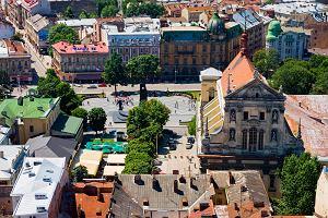 Ukraina. Lwów - to trzeba zobaczyć