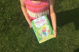 Książkowa bohaterka, która została przyjaciółką mojej córki. Alinka-Pralinka wróciła!