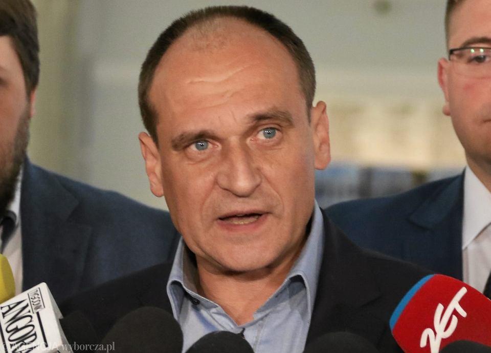 Konferencja Pawła Kukiza