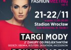 Wrocław Fashion Meeting: 21-22.11.2015