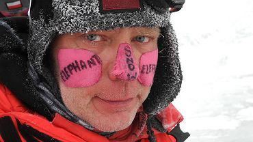 Artur Hajzer. Gaszerbrum I, 2011/2012