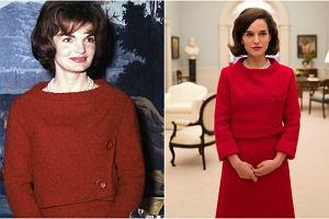 """Uwielbiała luksus, ale każda dziewczyna mogła tanio skopiować jej styl. Jackie Kennedy - """"it girl"""" lat 60.?"""