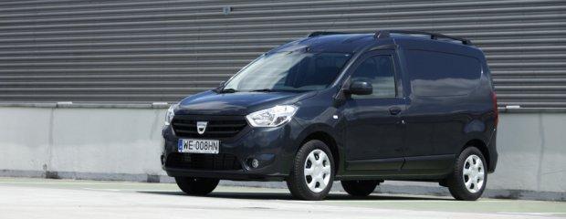 Dacia Dokker Van 1.5 dCi Confort - Test Moto.pl